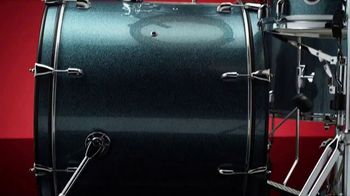 Guitar Center TV Spot, 'Great Gifts: Drum Kit' - Thumbnail 1
