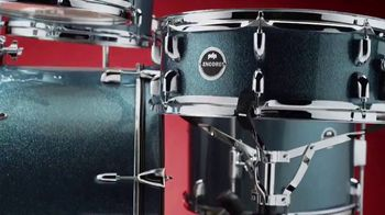 Guitar Center TV Spot, 'Great Gifts: Drum Kit' - Thumbnail 2