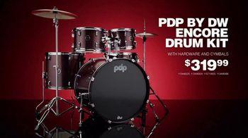 Guitar Center TV Spot, 'Great Gifts: Drum Kit' - Thumbnail 5