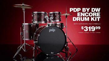 Guitar Center TV Spot, 'Great Gifts: Drum Kit' - Thumbnail 6