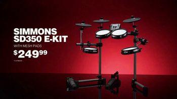 Guitar Center TV Spot, 'Great Gifts: Drum Kit' - Thumbnail 8