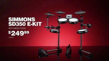Guitar Center TV Spot, 'Great Gifts: Drum Kit' - Thumbnail 9