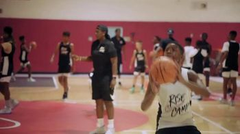Nike TV Spot, 'Sport Changes Everything: Rise Camp' Featuring Anthony Davis - Thumbnail 6