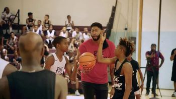 Nike TV Spot, 'Sport Changes Everything: Rise Camp' Featuring Anthony Davis