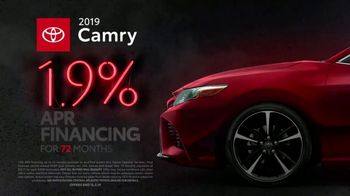 Toyota Black Friday Sales Event TV Spot, 'Back by Popular Demand: Camry and Corolla' [T2] - Thumbnail 2