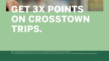 American Express Green TV Spot, 'Member Since '19: Green Makes Friends' - Thumbnail 10