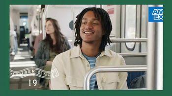 American Express Green TV Spot, 'Member Since '19: Green Makes Friends' - Thumbnail 2