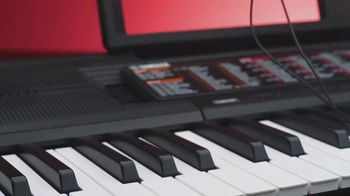 Guitar Center TV Spot, 'Great Gifts: Keyboard and Speaker' - Thumbnail 1