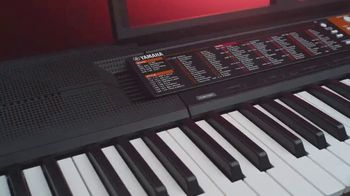 Guitar Center TV Spot, 'Great Gifts: Keyboard and Speaker'