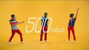 Frontier Communications FiOS 500 Mbps Internet TV Spot, \'Speed Freaks\'
