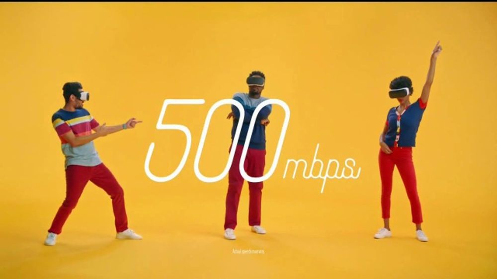Frontier Communications FiOS 500 Mbps Internet TV Commercial, 'Speed Freaks'