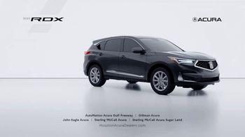 2020 Acura RDX TV Spot, 'Designed: H-Town' [T2] - Thumbnail 9
