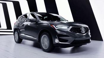 2020 Acura RDX TV Spot, 'Designed: H-Town' [T2] - Thumbnail 6