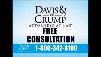 Davis & Crump, P.C. TV Spot, 'Zantac' - Thumbnail 10