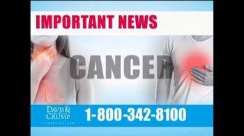Davis & Crump, P.C. TV Spot, 'Zantac' - Thumbnail 2