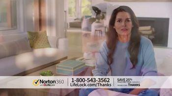 LifeLock TV Spot, 'CSP360 V1B Celeb 25 Only' - Thumbnail 2