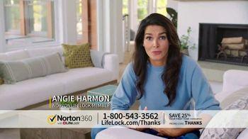 LifeLock TV Spot, 'CSP360 V1B Celeb 25 Only' - Thumbnail 4