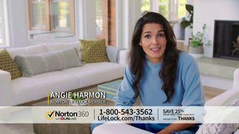 LifeLock TV Spot, 'CSP360 V1B Celeb 25 Only' - Thumbnail 3