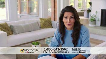 LifeLock TV Spot, 'CSP360 V1B Celeb 25 Only' - Thumbnail 6