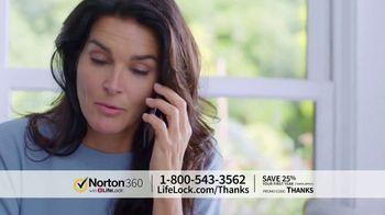 LifeLock TV Spot, 'CSP360 V1B Celeb 25 Only' - Thumbnail 7
