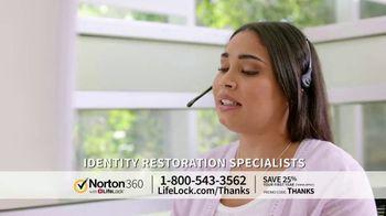 LifeLock TV Spot, 'CSP360 V1B Celeb 25 Only' - Thumbnail 5