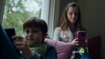 Leviton Manufacturing TV Spot, 'Every Home is Alive: USB Outlet' - Thumbnail 1
