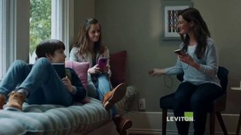 Leviton Manufacturing TV Spot, 'Every Home is Alive: USB Outlet' - Thumbnail 3