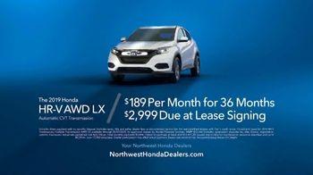2019 Honda HR-V AWD LX TV Spot, 'Discover the Northwest: Snowboarding' [T2] - Thumbnail 5