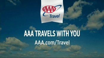 AAA Travel TV Spot, 'Dreaming' - Thumbnail 10