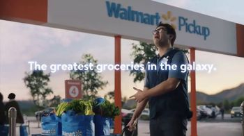 Walmart TV Spot, 'Famous Visitors: Guardians' - Thumbnail 7