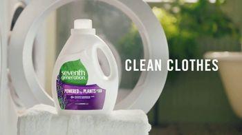 Seventh Generation Laundry TV Spot, 'Detergent Ingredients' - Thumbnail 7