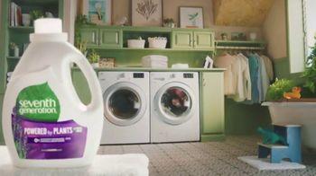 Seventh Generation Laundry TV Spot, 'Detergent Ingredients' - Thumbnail 1