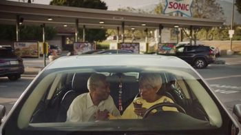 Sonic Drive-In Reese's Overload Waffle Cone TV Spot, 'Gimme Some'