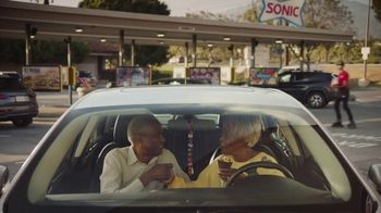 Sonic Drive-In Reese's Overload Waffle Cone TV Spot, 'Gimme Some' - Thumbnail 4