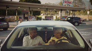 Sonic Drive-In Reese's Overload Waffle Cone TV Spot, 'Gimme Some' - Thumbnail 6