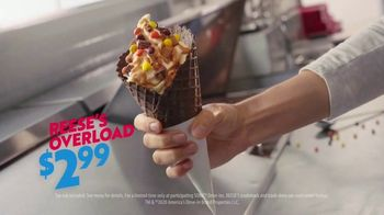 Sonic Drive-In Reese's Overload Waffle Cone TV Spot, 'Gimme Some' - Thumbnail 9