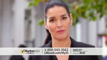 LifeLock TV Spot, 'CSP360 V1A Rev1 Celeb120 25 HB' - 47 commercial airings