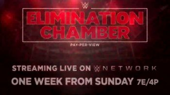 WWE Network TV Spot, '2020 Elimination Chamber' - Thumbnail 9