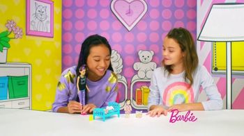 Barbie Skipper Babysitters Inc. TV Spot, 'Sweet Dreams' - Thumbnail 6