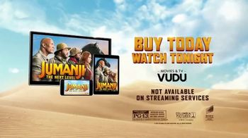 Jumanji: The Next Level Home Entertainment TV Spot - Thumbnail 10