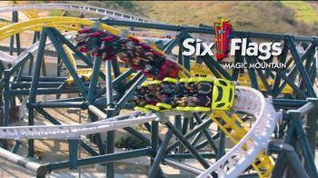 Six Flags Magic Mountain SoCal Resident Sale TV Spot, 'West Coast Racers'