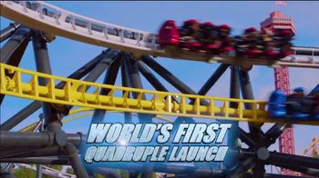 Six Flags Magic Mountain SoCal Resident Sale TV Spot, 'West Coast Racers' - Thumbnail 5