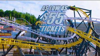 Six Flags Magic Mountain SoCal Resident Sale TV Spot, 'West Coast Racers' - Thumbnail 6