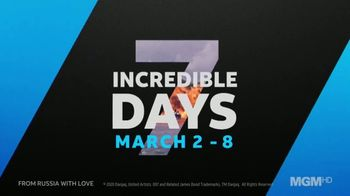 DIRECTV Movies Extra Pack Free Preview TV Spot, 'March Free Preview' - Thumbnail 3