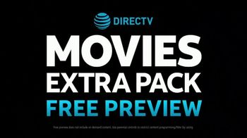 DIRECTV Movies Extra Pack Free Preview TV Spot, 'March Free Preview' - Thumbnail 8