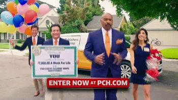 Publishers Clearing House TV Spot, '$7,000 a Week: Hey Folks' Featuring Steve Harvey - Thumbnail 2
