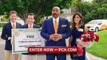 Publishers Clearing House TV Spot, '$7,000 a Week: Hey Folks' Featuring Steve Harvey - Thumbnail 7