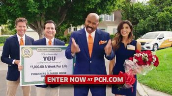 Publishers Clearing House TV Spot, '$7,000 a Week: Hey Folks' Featuring Steve Harvey - Thumbnail 8