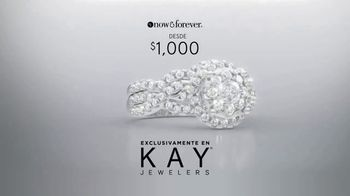 Kay Jewelers TV Spot, 'Now & Forever desde $1,000 dólares' canción de Harriet Whitehead [Spanish] - Thumbnail 9
