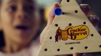 Cracker Barrel Old Country Store and Restaurant TV Spot, 'Right at Home' - Thumbnail 1